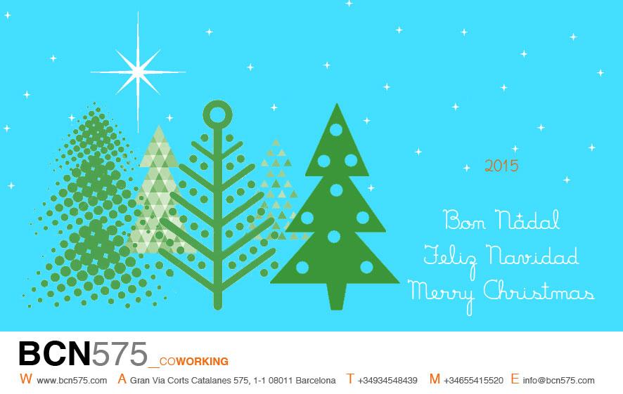 Felicitació de Nadal
